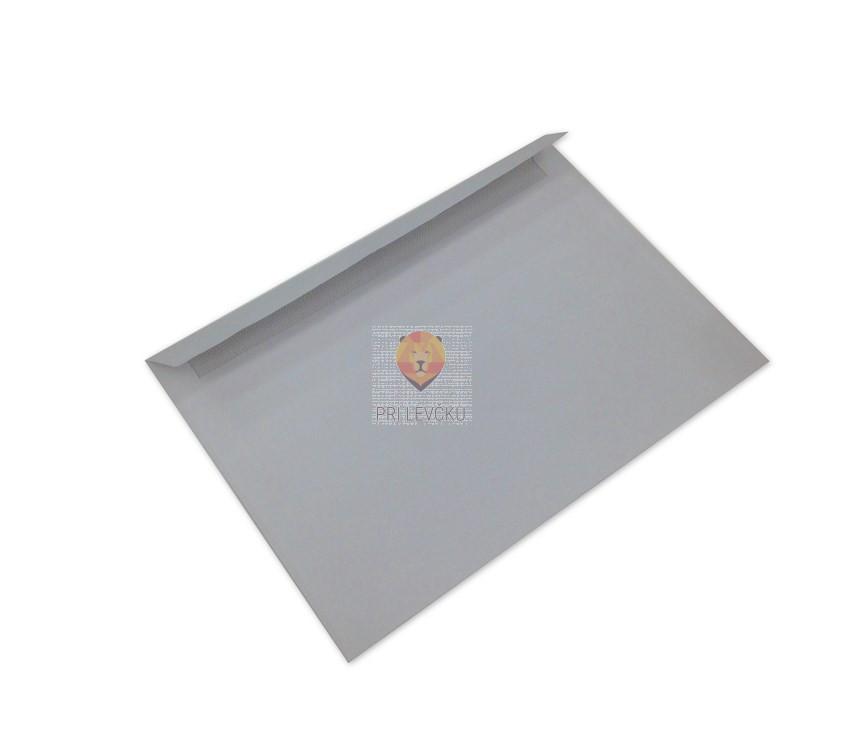 Bela srednja kuverta B5 250x175mm 5 kosov