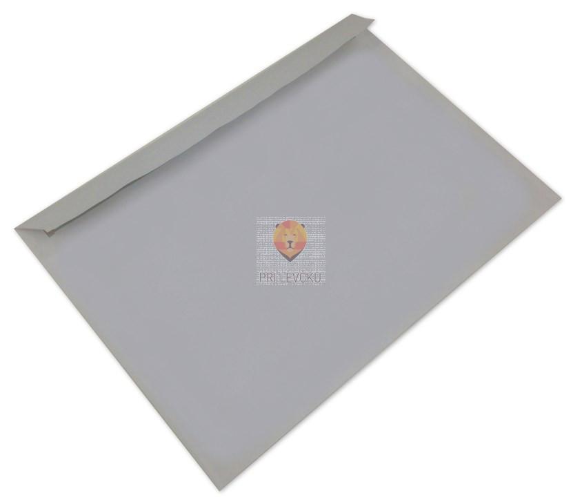 Bela velika kuverta C4 320x229mm 5 kosov