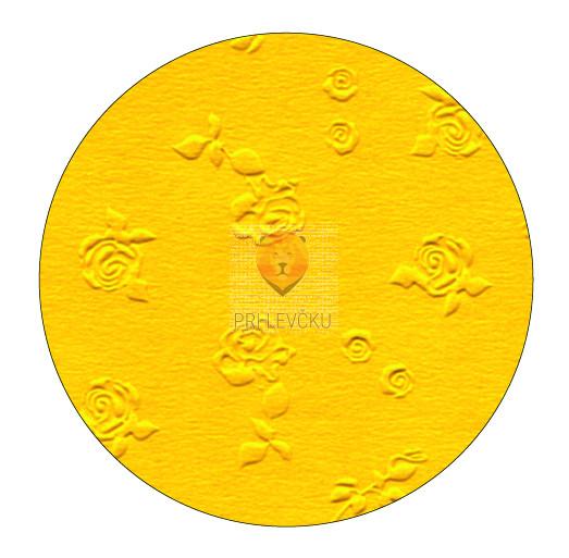 """Reliefni karton vzorec """"Vrtnice"""" - 50 cm x 70 cm"""