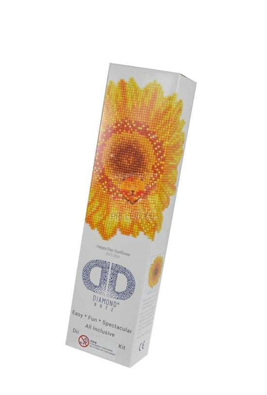 Diamond Dotz srednji set Happy Day Sunflower