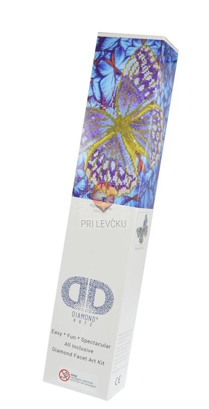 Diamond Dotz veliki set Flutterby Silver