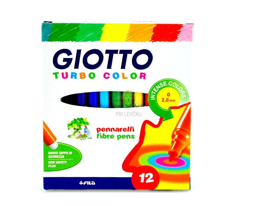 Flomastri Giotto 12 kom