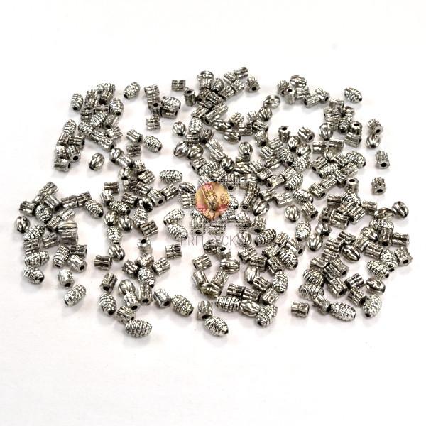 Perle PVC kovinski izgled, mix 1 30g