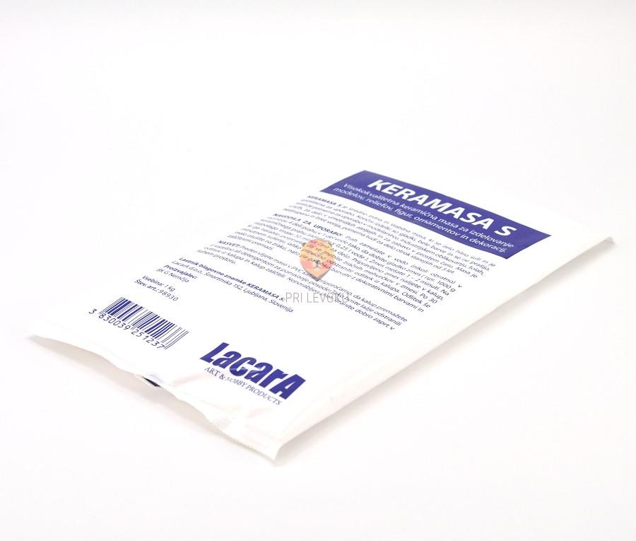 Keramasa 1kg keramična masa za vlivanje v kalupe