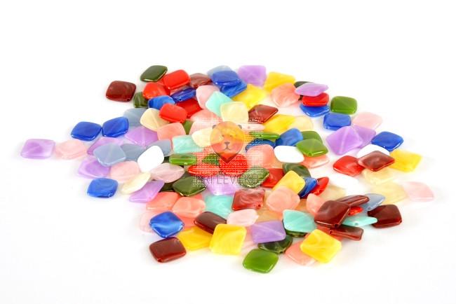 Perlice akrilne mix 5 romb 50g