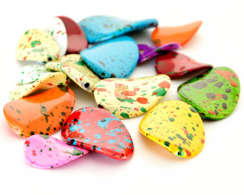 Akrilne perle - slikarska paleta 30g