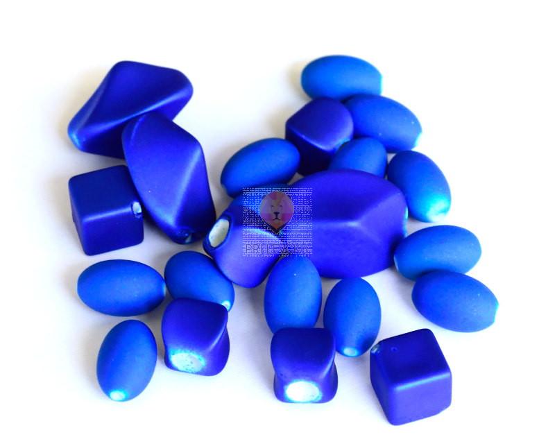 Modra temna