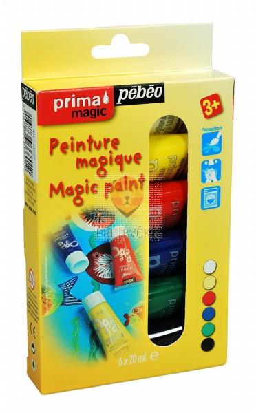 Set čarobnih barv 6x20ml
