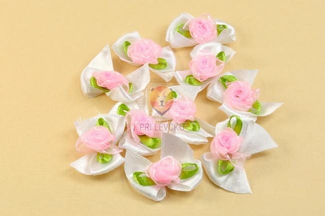 Vrtnica s pentljo in listkom