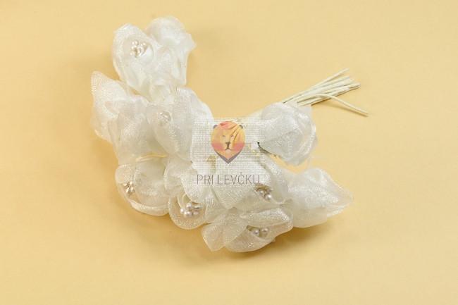 Naprsni poročni cvet 12 kosov
