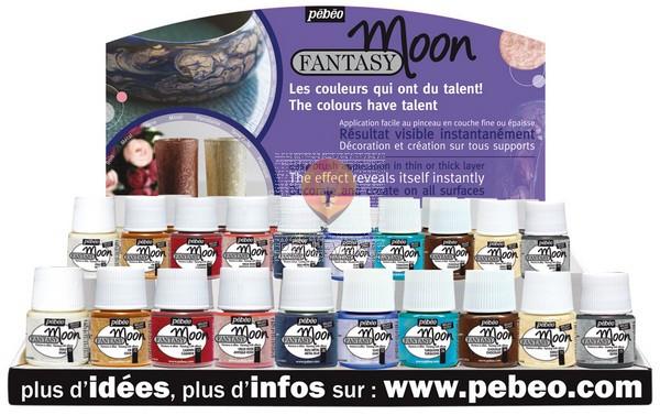 Barva s posebnim učinkom FANTASY MOON 45ml