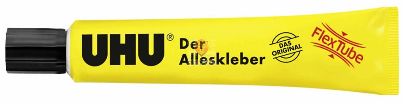 Lepilo Flex&Clean UHU 20 ml