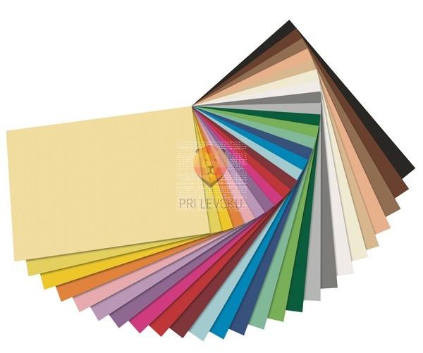 Barvni papir Tonpapir A4 130g/m2 1 kos