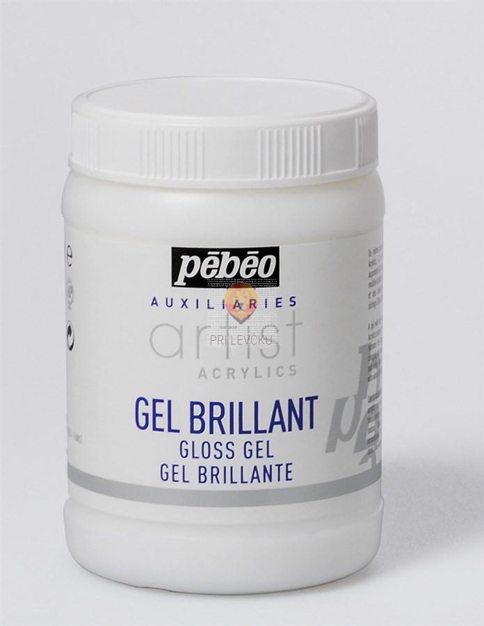Svetleči akrilni gel Gloss gel 250 ml