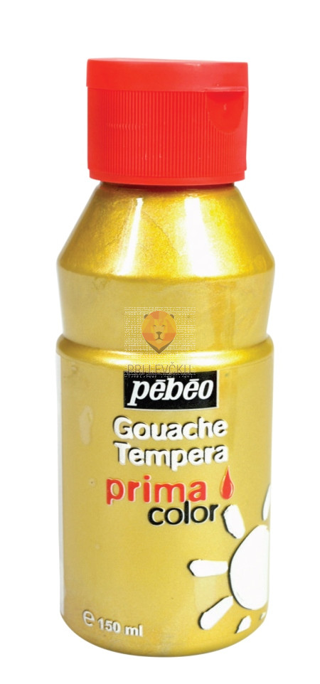 Gvaš metalna tempera Primacolor, 250 ml