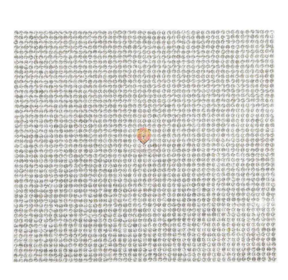Kamenčki za lepljenje na silikonski podlagi 11x9,5cm