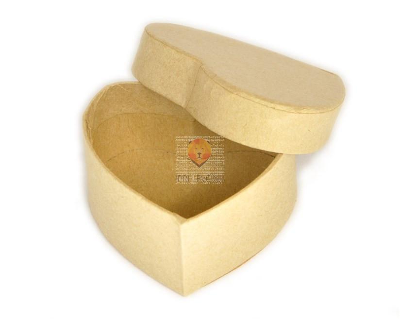 Kartonasta škatla srce 6cm