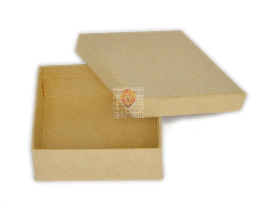 Kartonasta škatla kvadratna 7cm