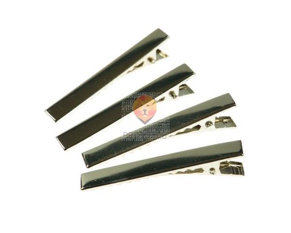 Lasna sponka platinasta 7 x 55 mm, 4 kos