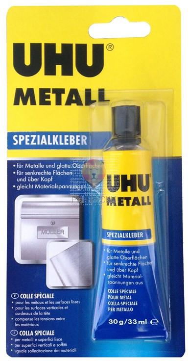 UHU METAL Lepilo za kovine 30 g