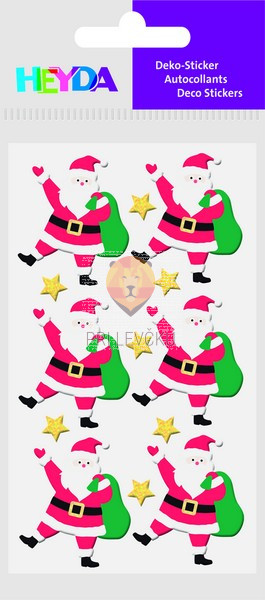 "Nalepke za dekoracijo ""Božički"""