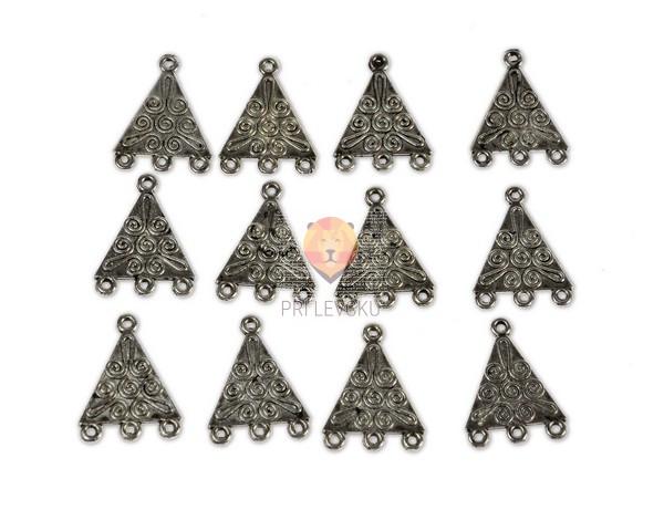 Obešanke za uhane in ogrlice, 12 kos