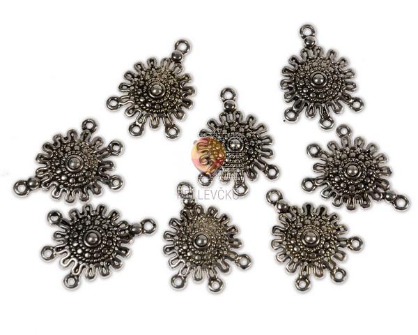 Obešanke za uhane in ogrlice, 8 kos