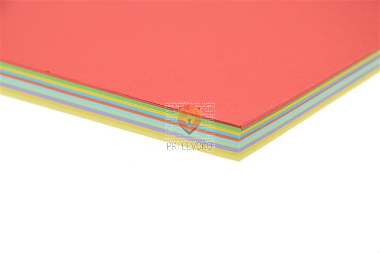 Origami papir 15x15cm 100 kosov