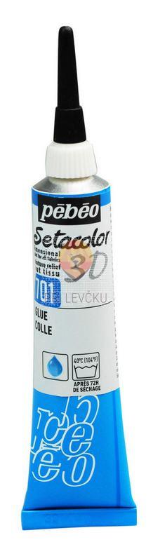 Lepilo za tkanine Setacolor 3D 20ml