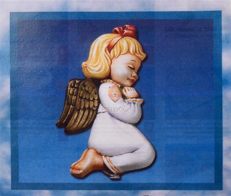 Kalup Angelček deklica