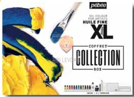 Set oljnih barv XL Oil Fine Collection Box