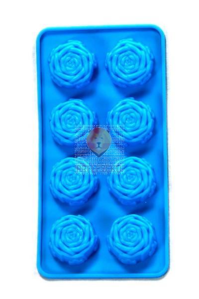 Silikonski kalup Vrtnice