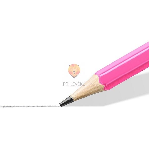 Navadni svinčnik neon barve WOPEX
