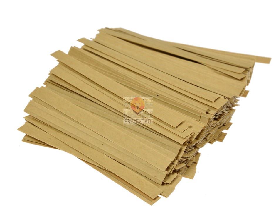 Papirnato zapiralo z žico, 500 kos