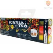 Set flomastrov Porcelaine 150 3/1