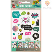 "Kartonasti izrezi Paper-patches ""Cook Stuff,"" 104-delni"