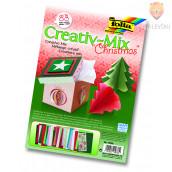 "Papirni kreativni miks ""Christmas"""