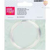 Žica srebrne barve 0,4mmx20m