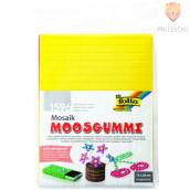 Samolepilni moos gumi mozaik 15x20cm 6 barv 1596 kosov