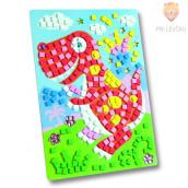 Moos gumi mozaik - Dinozaver