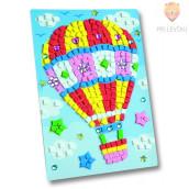 Moos gumi mozaik - Balon