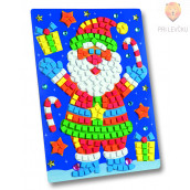 Moos gumi mozaik - Božiček