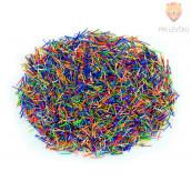 Lesene palčke barvni miks 5000 kosov