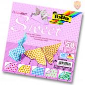 Origami papir Sweet - 15 cm x 15 cm