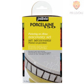 Set PORCELAINE 150 barv za porcelan, 12 x 20 ml