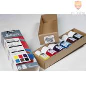 Set barv za svilo SETASILK Initiation 6x20ml