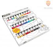 Akrilne barve STUDIO ACRYLICS set veliki 30x20ml