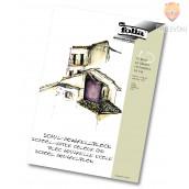 Šolski akvarelni blok, format A3, 10-listni