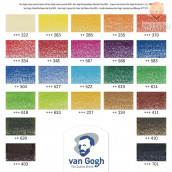 Van Gogh umetniške barvice 24 kosov