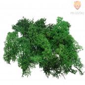 Islandski mah, temno zelen, 50 g